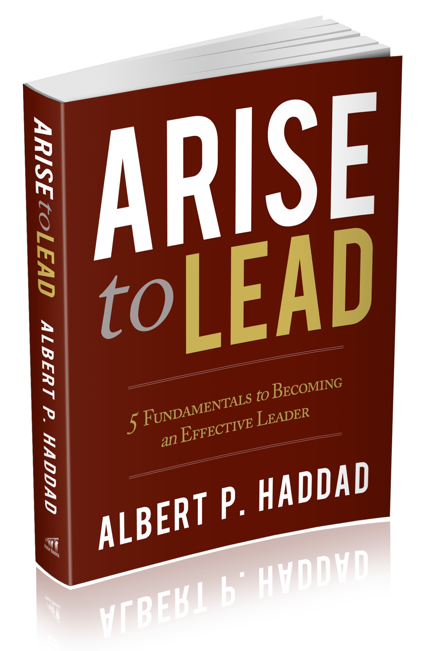 Book Cover Transparent Background : Quot arise to lead fundamentals becoming an effective